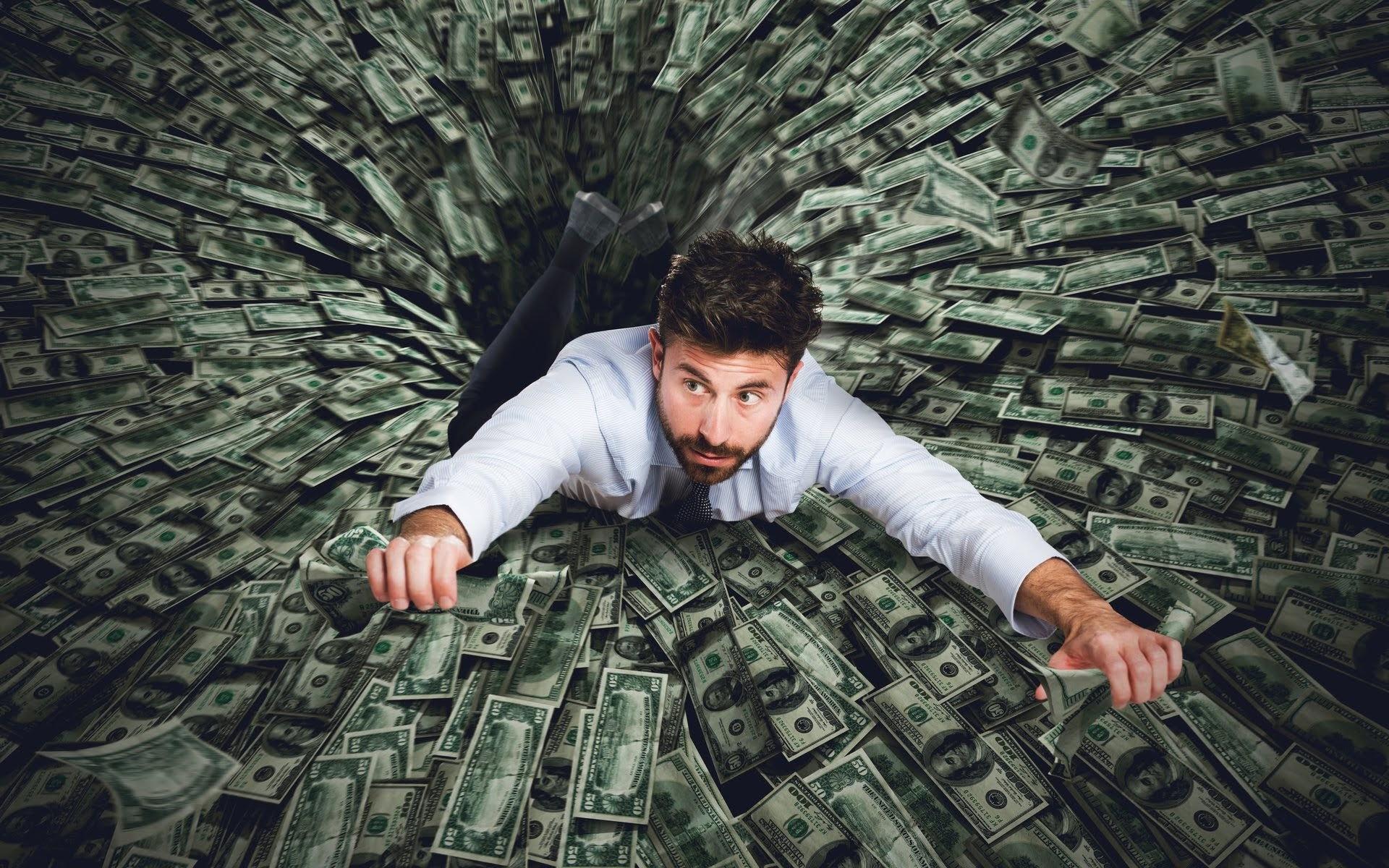 Несчастные миллионеры: почему достигнув успеха, люди часто остаются несчастными?