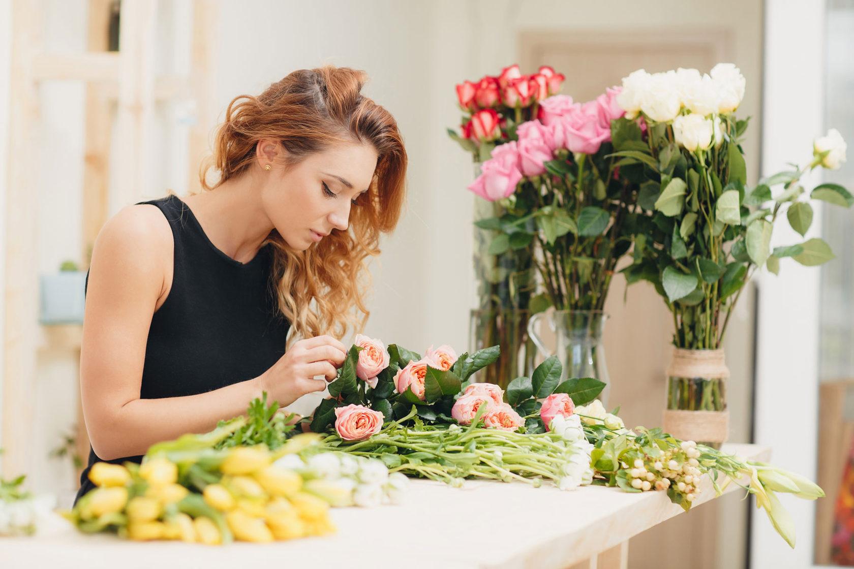 Профессия флориста: советы, как стать лучшим профессионалом и преуспеть